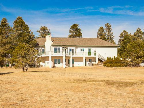 North Ranch Park : Elbert : El Paso County : Colorado