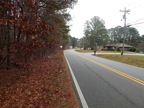 Development Tract W/ Corner Lot Pot : Conyers : Rockdale County : Georgia