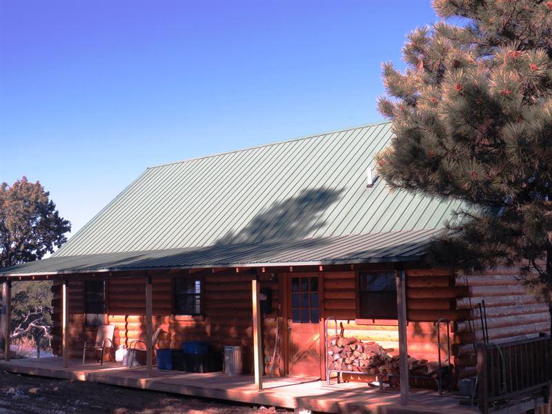 Colorado Cozy Cabin / Big Views : Trinidad : Las Animas County : Colorado