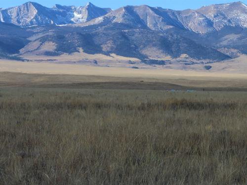 Electric Views : Westcliffe : Custer County : Colorado