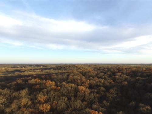 Maraisdescygnes River Bottom Ground : Osawatomie : Miami County : Kansas
