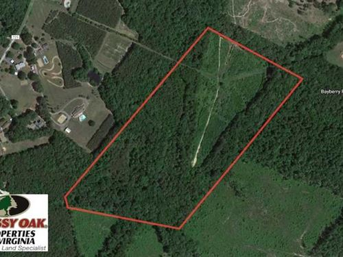 Reduced, 35.57 Acres of Land For : Spotsylvania : Virginia