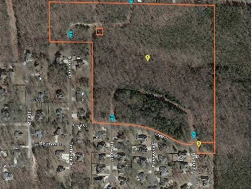 25 Ac, Development Opportunity : Forsyth : Taney County : Missouri
