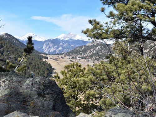 Estes Park Getaway : Estes Park : Larimer County : Colorado