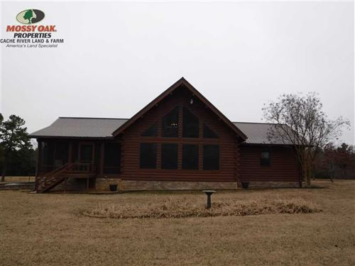 255 Acre Cattle Farm And Home in : Briggsville : Yell County : Arkansas