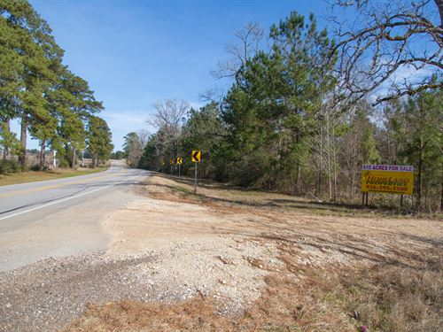 615 Ac State Hwy 150, New Waverly : New Waverly : Walker County : Texas