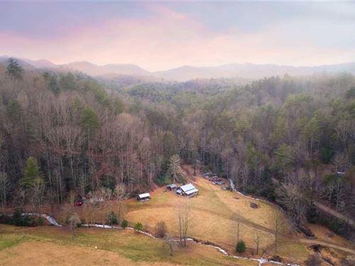 2681 Doe Branch Road, Marshall, NC : Marshall : Madison County : North Carolina