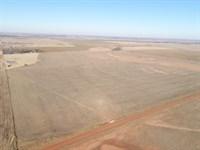 Grass Pasture, Cropland And Pond : Hunter : Oklahoma County : Oklahoma