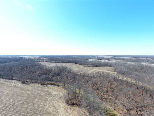 Outstanding Hunting/Ag Farm in Mar : Maywood : Marion County : Missouri