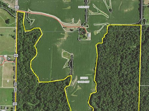 77 Acres Hunt Ave Chariton County : Salisbury : Chariton County : Missouri