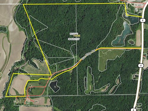 116 Acres Hwy Z Sullivan County : Milan : Sullivan County : Missouri