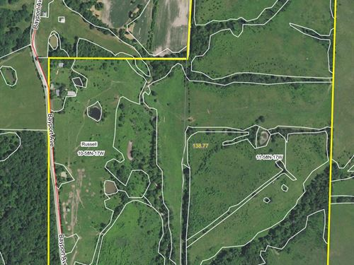 138 Acres Bayport Ave Macon County : Macon : Missouri