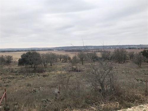 125 Acre Recreational Ranch : Goldthwaite : Mills County : Texas