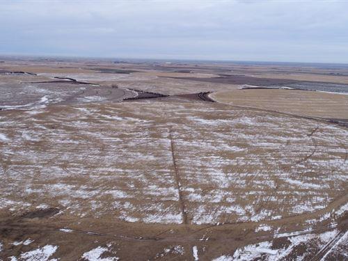 Northeast Perkins County Pivots : Paxton : Perkins County : Nebraska