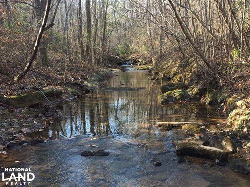 Sand Rock Wolf Creek Recreational : Collinsville : Dekalb County : Alabama