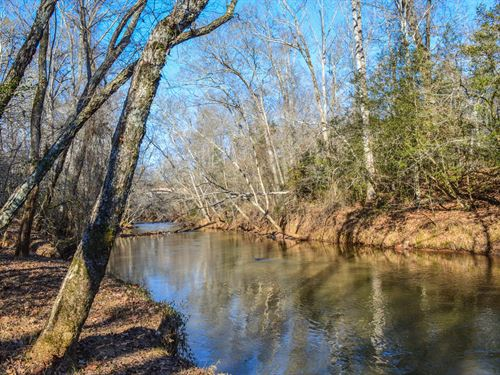 9 Acre Riverfront Tract : Moore : Spartanburg County : South Carolina