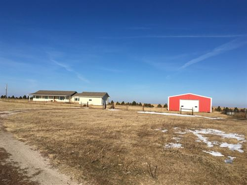 Sheridan County Farm And Grass : Rushville : Sheridan County : Nebraska
