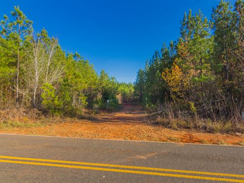 119 Acres Near Lake Carolina : Blythewood : Richland County : South Carolina