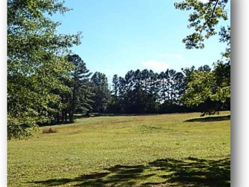 36.16 Acres With A Home In Hinds CO : Byram : Hinds County : Mississippi