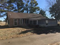 House And 87 Acres With Potential : Brinkley : Monroe County : Arkansas