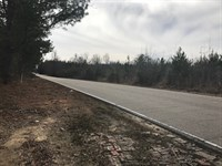 80 Acre River Front Property : Hattiesburg : Forrest County : Mississippi