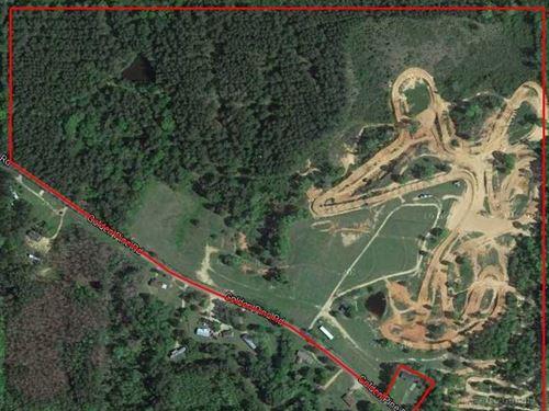91 Acres of Great Deer, Fish : Prentiss : Jefferson Davis County : Mississippi