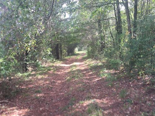 Smith Creek Farm And Hunting Opport : Russellville : Franklin County : Alabama