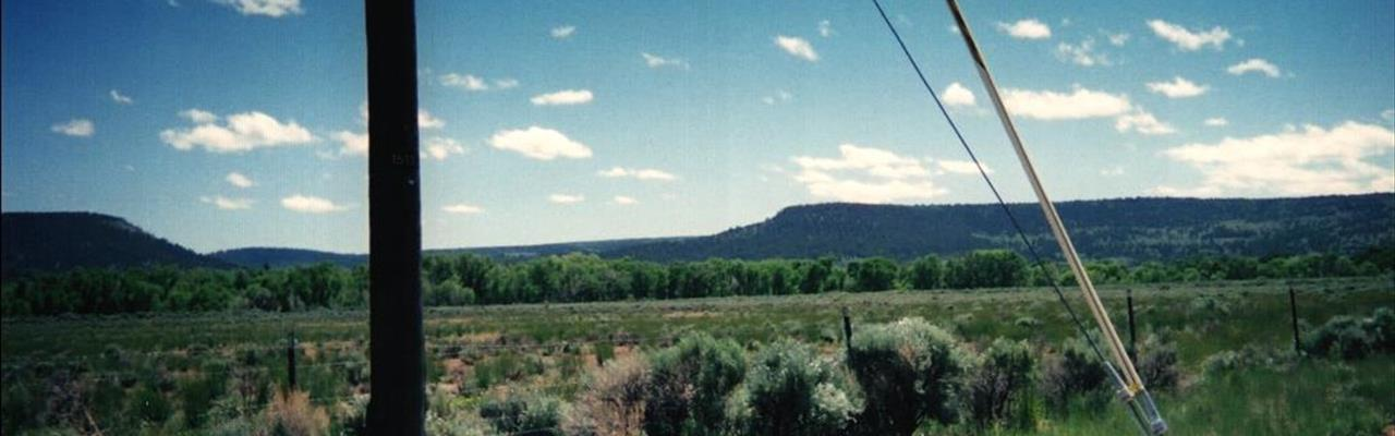 Majestic Land In Colorado Mountains : Antonito : Conejos County : Colorado