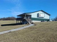 Prime Commercially Zoned Acreage : Monett : Lawrence County : Missouri
