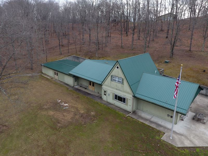Standpipe Rd - 95 Acres : Jackson : Jackson County : Ohio