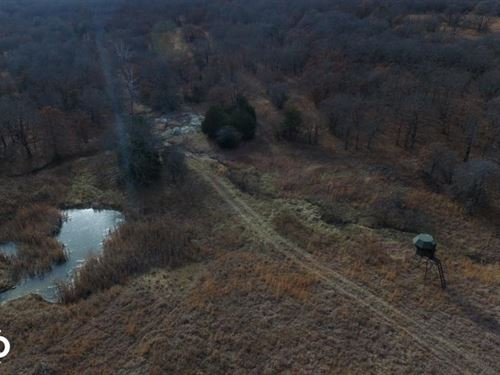 Chautauqua Turnkey Hunting & Cabin : Sedan : Chautauqua County : Kansas