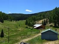 Bugling Elk High Alpine Ranch : Wetmore : Custer County : Colorado