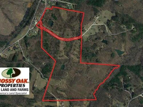 Under Contract, 138.95 Acres of : Pelham : Caswell County : North Carolina