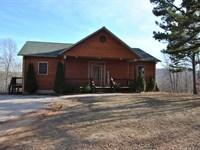 Home on 5.31 Acres For Sale in Car : Van Buren : Carter County : Missouri