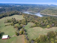 116 Acre Retreat - Dale Hollow Lake : Byrdstown : Pickett County : Tennessee