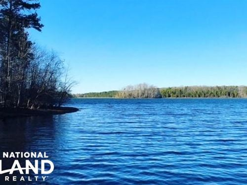 Mayo Lake NC 8.30 Acres : Roxboro : Person County : North Carolina