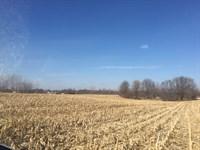 85 Ac M/L Highly Tillable Farm Land : Ofallon : Saint Charles County : Missouri
