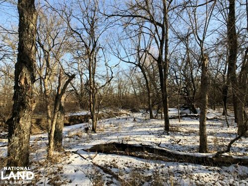 Savonburg Hunting And Cattle Combo : Savonburg : Allen County : Kansas