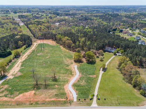 5.72 Beautiful Acres In Walton Co : Loganville : Walton County : Georgia