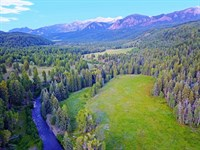 Banded Peaks River Ranch : Chromo : Archuleta County : Colorado
