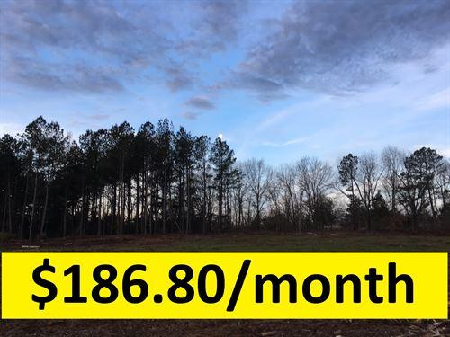 $0 Down & Owner Financed : Sparta : Hancock County : Georgia