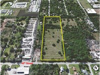 11Ac Industrial Site : Vero Beach : Indian River County : Florida