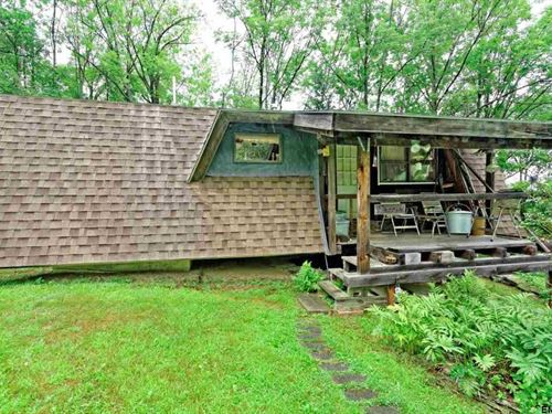 Camp Bradt Hollow - Catskills Area : Berne : Albany County : New York