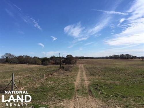 County Road 37 Farm/Recreational Tr : Clanton : Chilton County : Alabama