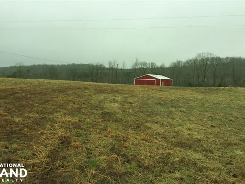 West Fork Lost Creek Farm, Hunting : Tuscumbia : Colbert County : Alabama