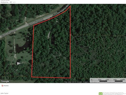 Beautiful Unrestricted Acreage : Ashford : Houston County : Alabama