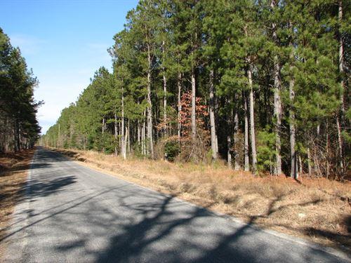 Dendron Timberlands : Petersburg : Sussex County : Virginia