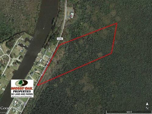 17.5 Acres of Recreational Land Fo : Coinjock : Currituck County : North Carolina