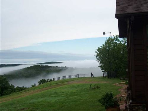 Cloud 9 Ranch : Mount Judea : Newton County : Arkansas