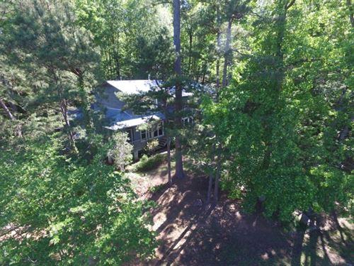 Beautiful 365 Ac Farm With Home : Cusseta : Chattahoochee County : Georgia